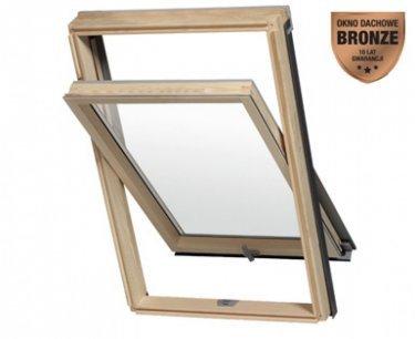 Okno AURA Bronze
