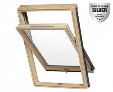 Okno Aura Silver