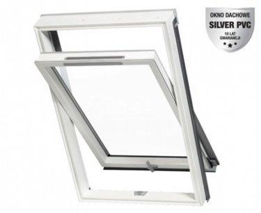 Okno AURA Silver PCV